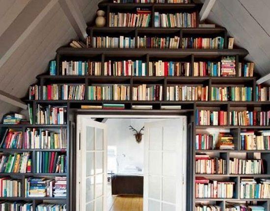 Posebno mjesto za knjige