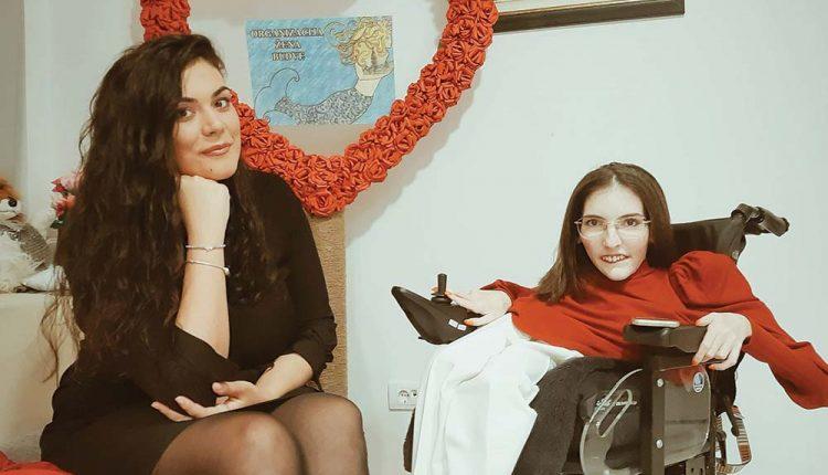 Dragana Pribilović  i Ivona Medigović: Život je lijep