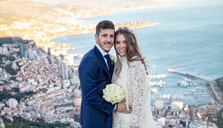 Marija i Stevan Jovetić: Naše romantično vjenčanje u Monaku