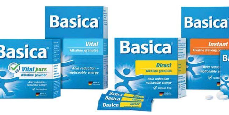 Basica®: Smanjuje kisjelost, povećava energiju