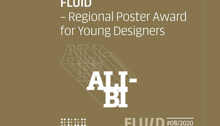 FLUID – Regional Poster Award for Young Designers ALIBI