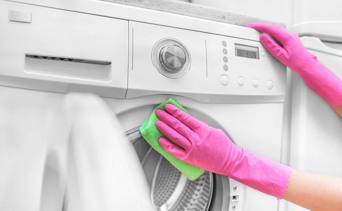 Očistite veš-mašinu prirodnim sredstvima
