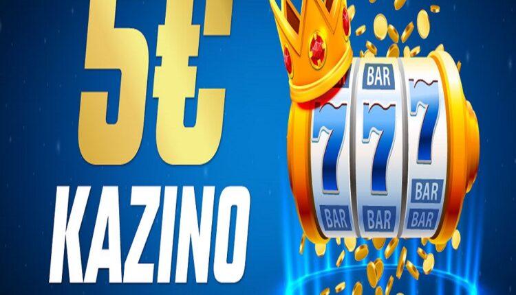 Registruj se i osvoji 5€ kazino bonusa!
