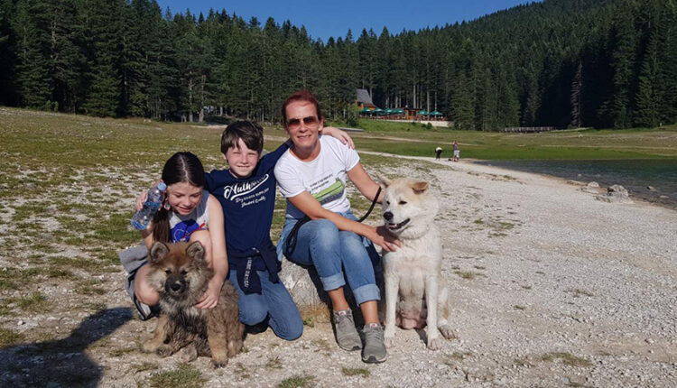 Slađana Ivančević: Klara je oplemenila našu porodicu