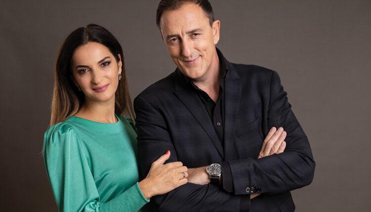 Kristina i Sergej Ćetković: Iskren razgovor i razumijevanje uvijek vode dobrom rezultatu