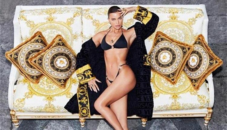 Irina Šajk na novoj naslovnici njemačkog Voguea