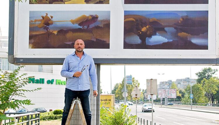Goran Ćetković: Umjetnost je za mene smisao i suština postojanja