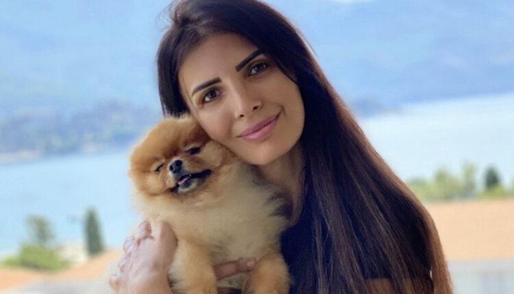 Orijana Ubović: Moj život  sa Čarlijem