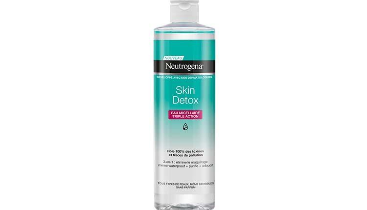 NEUTROGENA: Skin Detox micelarna voda za sve tipove kože
