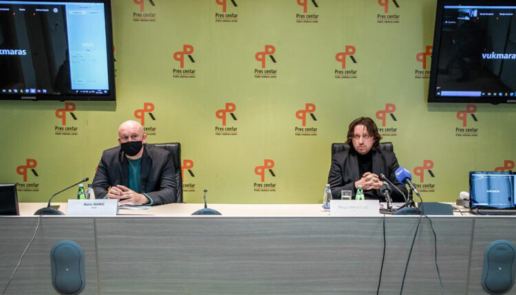 CEGAS traži ocjenu ustavnosti normi Zakona o zaštiti stanovništva od zaraznih bolesti