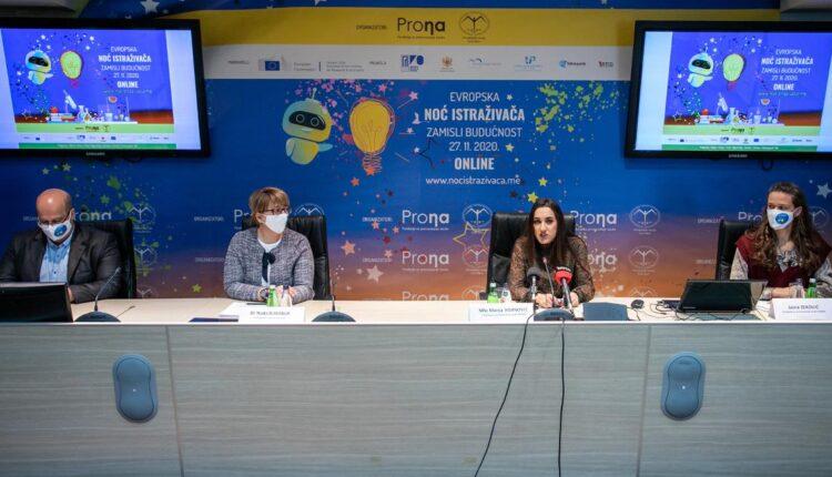 U fokusu Festivala Evropska Noć istraživača su naučna i tehnološka dostignuća i inovacije