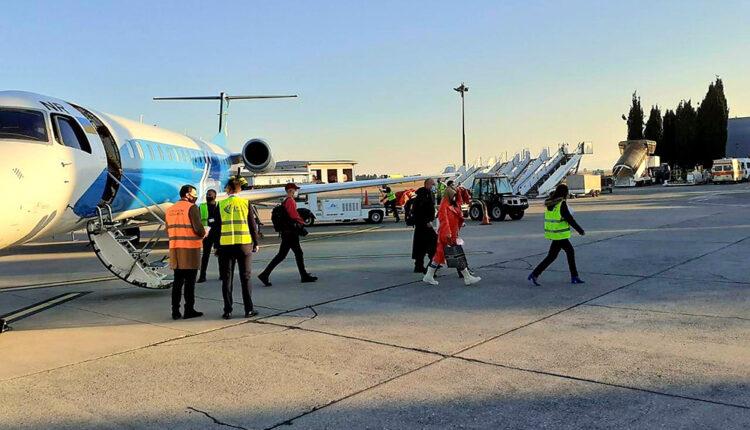 Prvi put u istoriji otvoreni su redovni letovi između Kijeva i Podgorice
