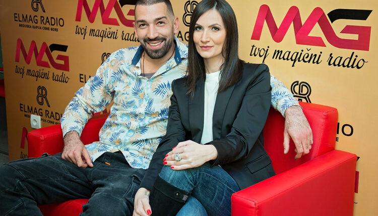 Maja Radoman i Ćetko Radulović: Radio je naša najveća ljubav