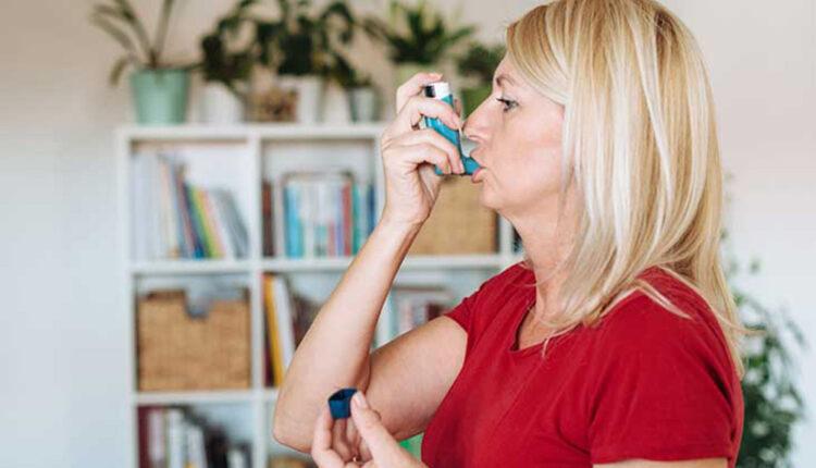 COVID-19 i astma