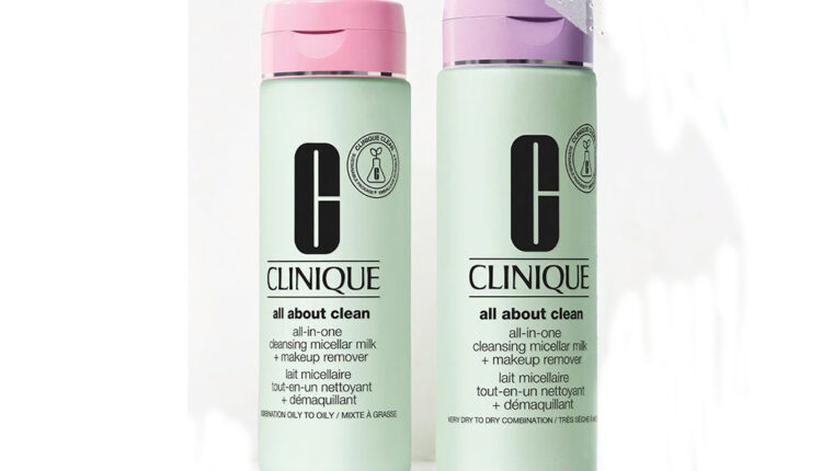 All-In-One Cleansing Micellar Milk + Makeup Remover