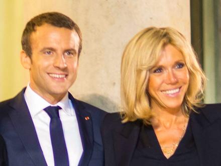 Bračni par Makron samo na cvijeće potrošio 600.000 eura