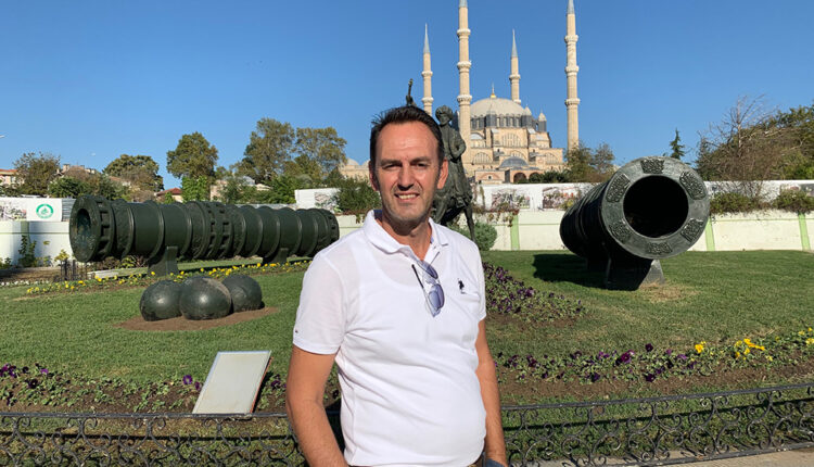 Edirne: Zapadna kapija Turske