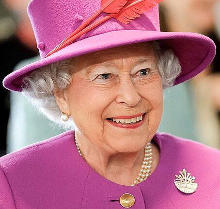 Kraljica Elizabeta pokradena