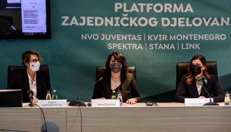 Platforma zajedničkog djelovanja primjer vizije buduće Crne Gore