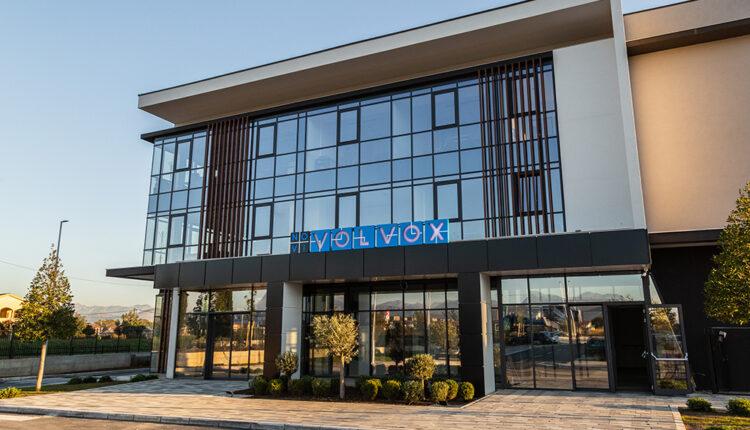Donacija kompanije Novi Volvox