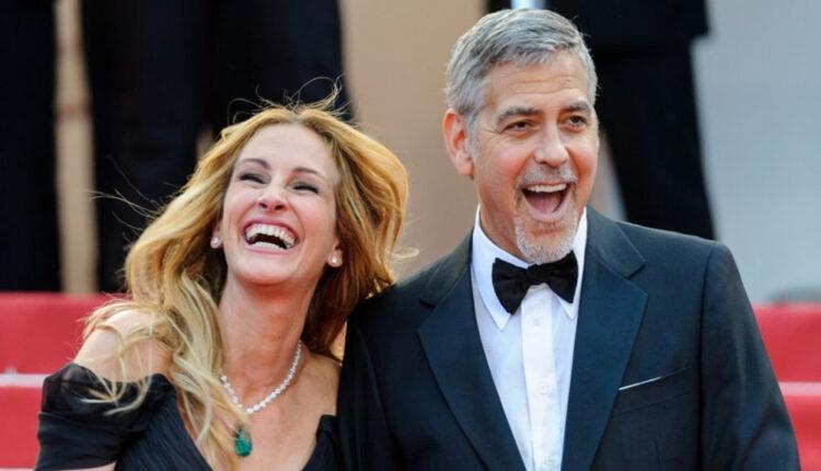 Ponovo zajedno: Džulija Roberts i Džorž Kluni