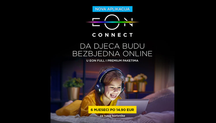 TELEMACH PREDSTAVLJA INOVACIJU U BEZBJEDNOSTI INTERNETA: Stigao je  EON Connect