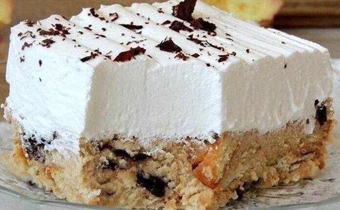Brzi kolač bez pečenja