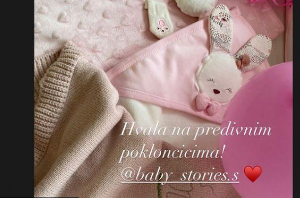 Jelena Janković se oglasila prvi put poslije porođaja