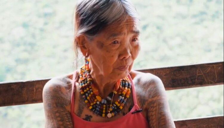 Ona ima 103 godine i najstarija je umjetnica tetovaže na svijetu