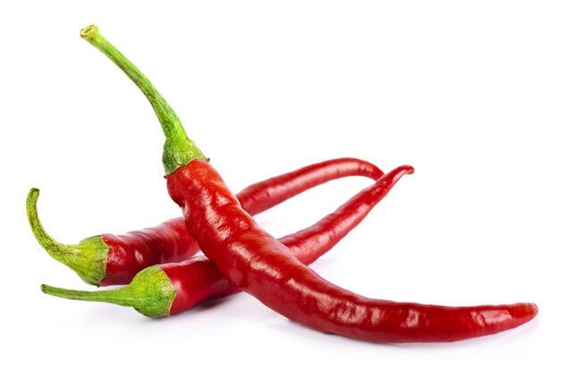 Ljute paprike produžavaju život