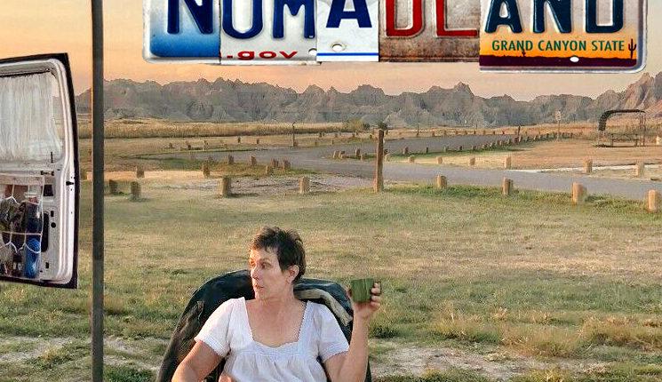 """Filmu """"Zemlja nomada"""" dva Oskara"""