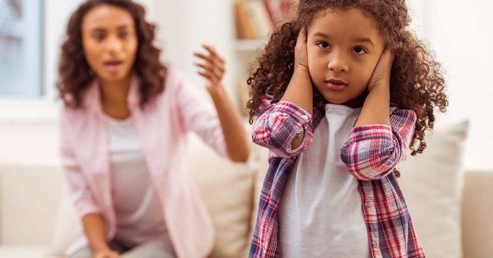 Zašto mama viče?