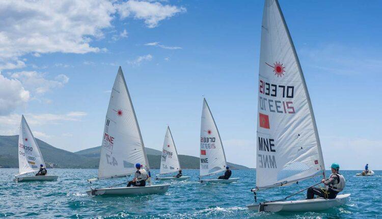 Luštica Bay: Evropsko prvenstvo u jedrenju za olimpijsku klasu ILCA, od 9. do 16. juna