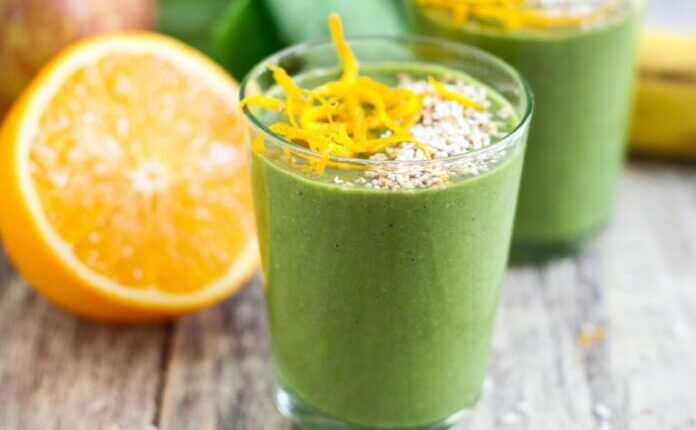 Za bolji imunitet zeleni smoothie