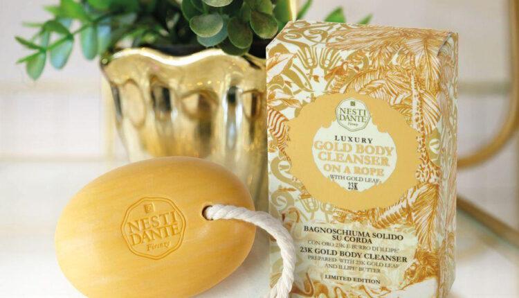 Luxury Black i Luxury Gold sapuni za tijelo