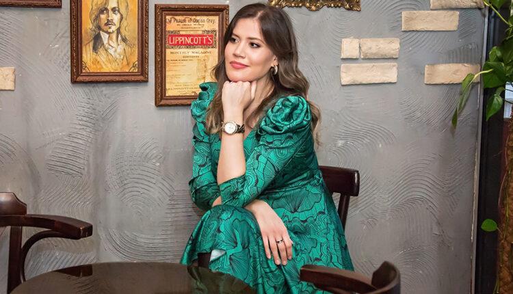 Kristina  Novaković: Sve je ostvarivo uz rad, upornost, želju i ambiciju