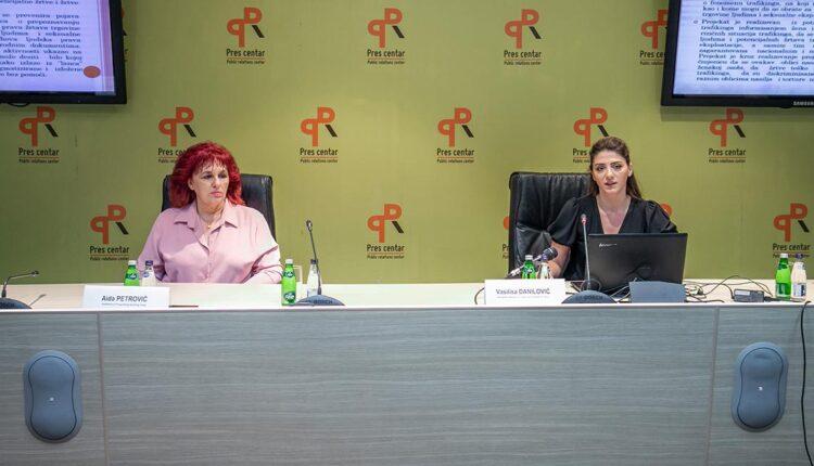 U institucijama i društvu prisutne predrasude prema ženama žrtvama trgovine ljudima