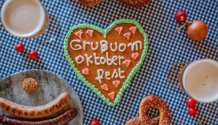 Drugi The Chedi Octoberfest week biće održan od subote, 25. septembra do nedjelje, 3. oktobra