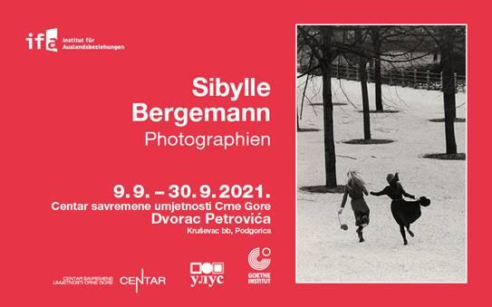 Izložba Sibile Bergeman: Fotografija