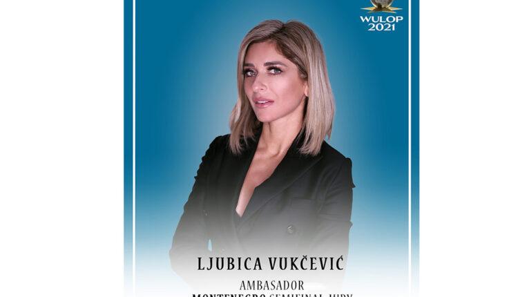 Ljubica Vukčević predstavnik Crne Gore na prestižnom takmičenju u Beogradu