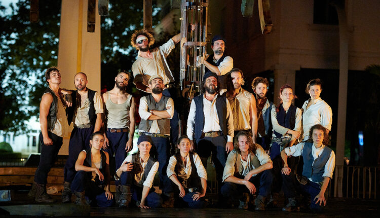 """Predstavom """"Mobi Dik"""", Teatra dei Venti sinoć počeo FIAT 2021."""