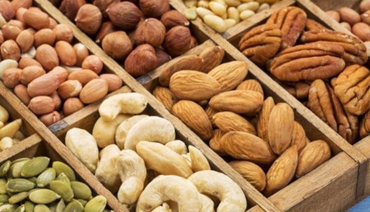 Orašasti plodovi i debelo crijevo