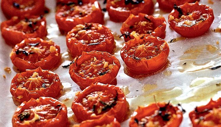 Kandirani trešnja-paradajz