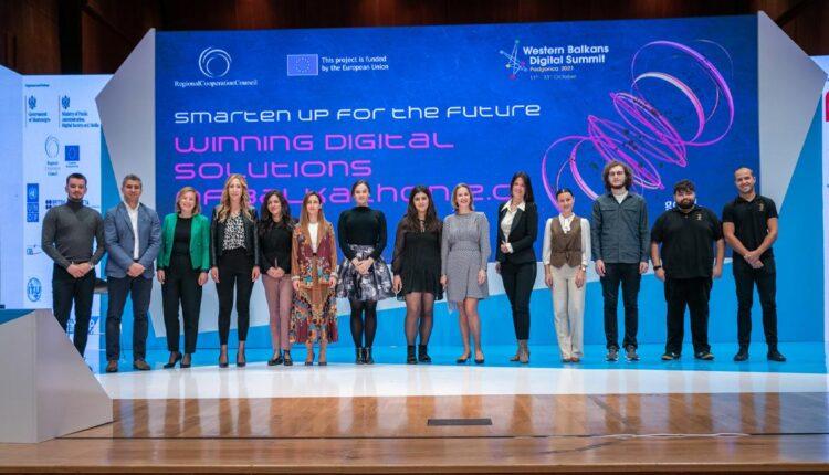 Šest novih proizvoda napravljenih na Zapadnom Balkanu predstavljeno na 4. Digitalnom samitu